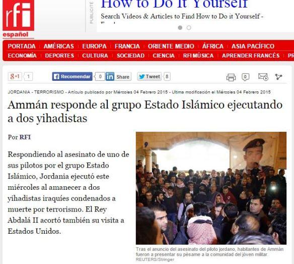 RFI spanish Jordan